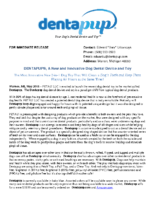 DentaPup A New and Innovative Dog Dental Device and Toy