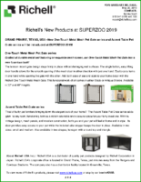 Richell's New Products at SuperZoo 2019