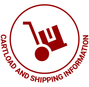 Cartload and Shipping Information