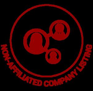 Non-Affiliated Company Listing